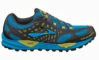Zapatilla trail running Cascadia