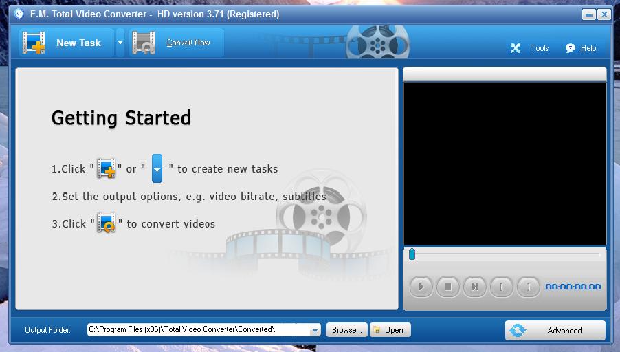 Total Video Converter - скачать бесплатно русскую версию Total. караоке и м