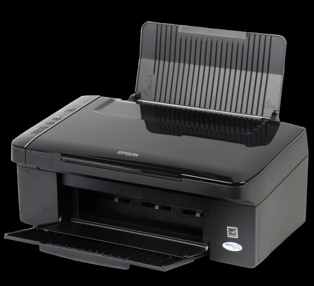 C  Mo Instalar La Impresora De La Multifuncional Epson Stylus CX5600