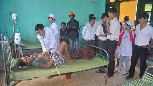 Vietnam: 'Jungle Men' Found Hiding From War