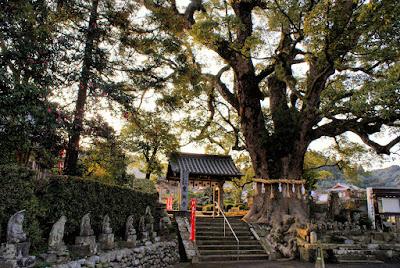 A Walk Around Kyushu Day 67 Sasebo to Yoshii.