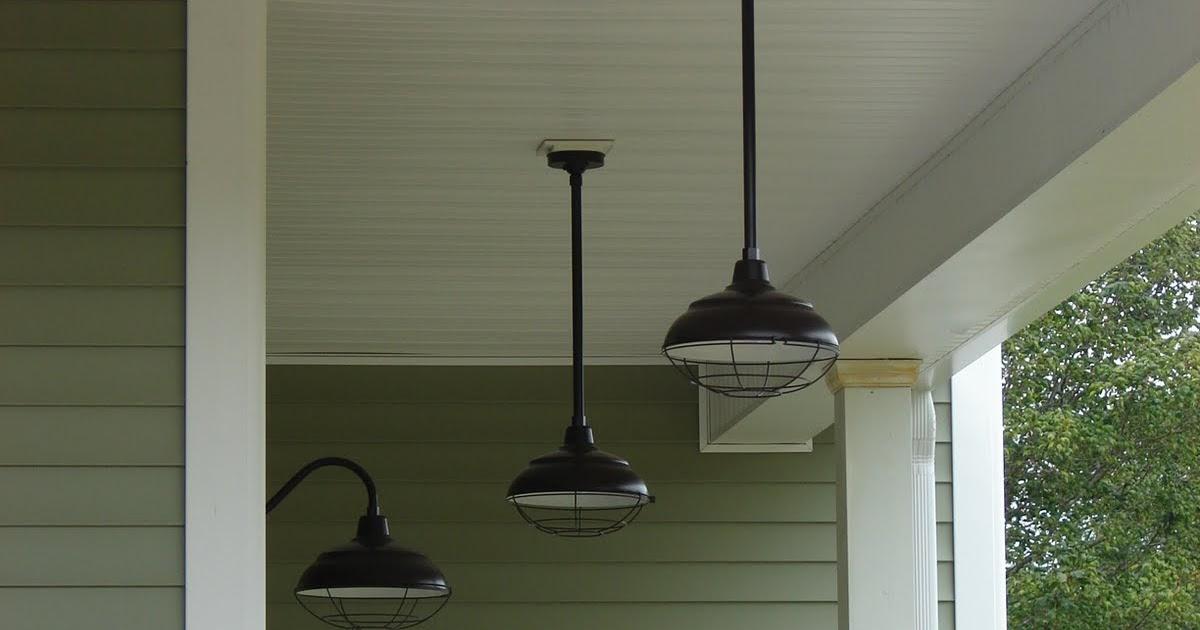 Cobblestone farms we have barn lights for Lamparas para exteriores de casas