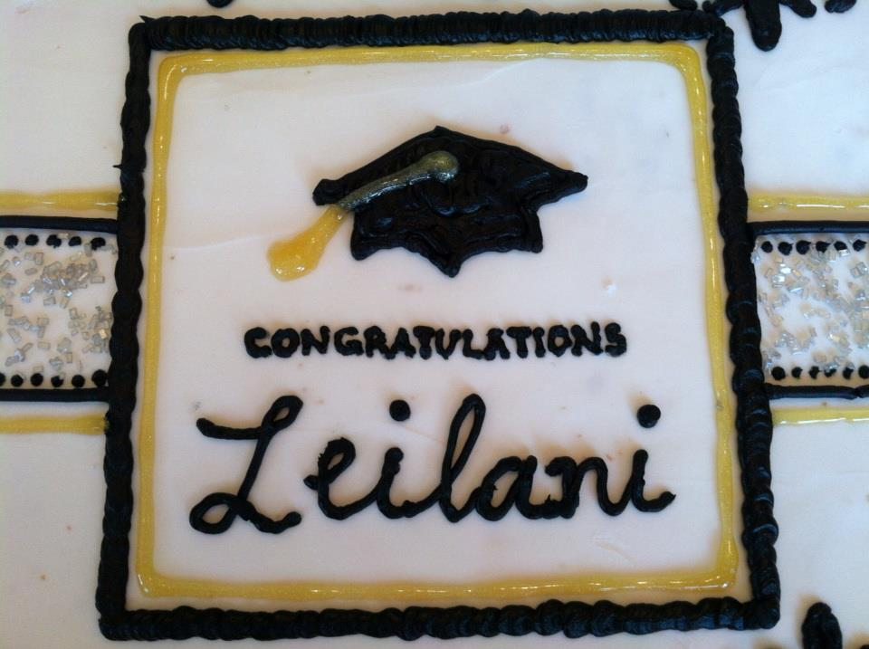 Michaels Cake Decorating Class Sterling Va : Introducing....: Graduation cake