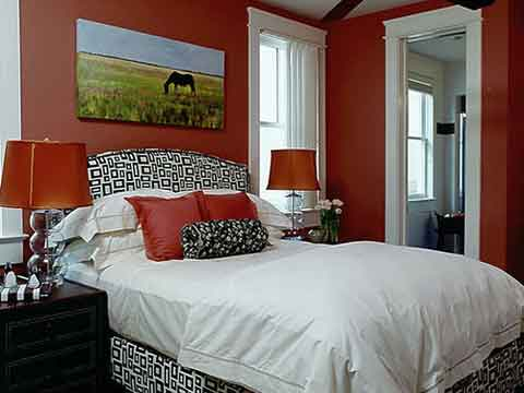 How to decorate a small mobile home bedroom for Cheap bedroom ideas for small rooms