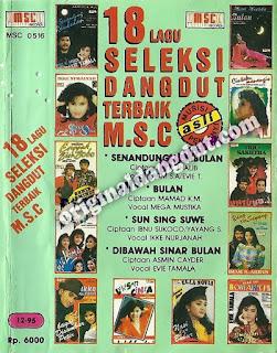 18 Lagu Seleksi Dangdut Terbaik MSC