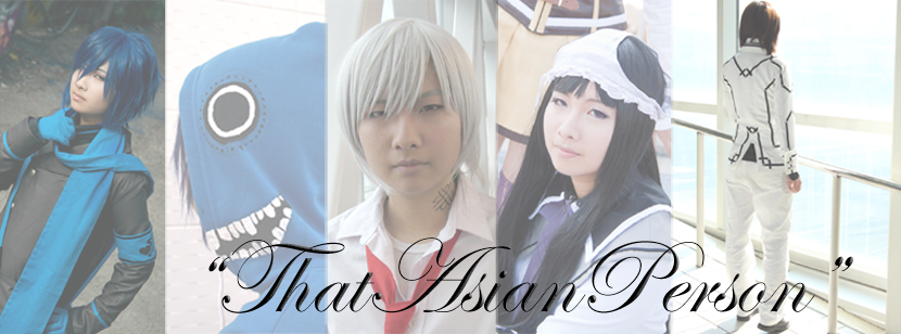 That Asian Cosplayer