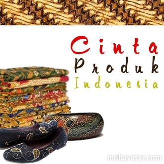 di Kabupaten Nunukan, Kalimantan Timur, lebih mencintai produk dalam