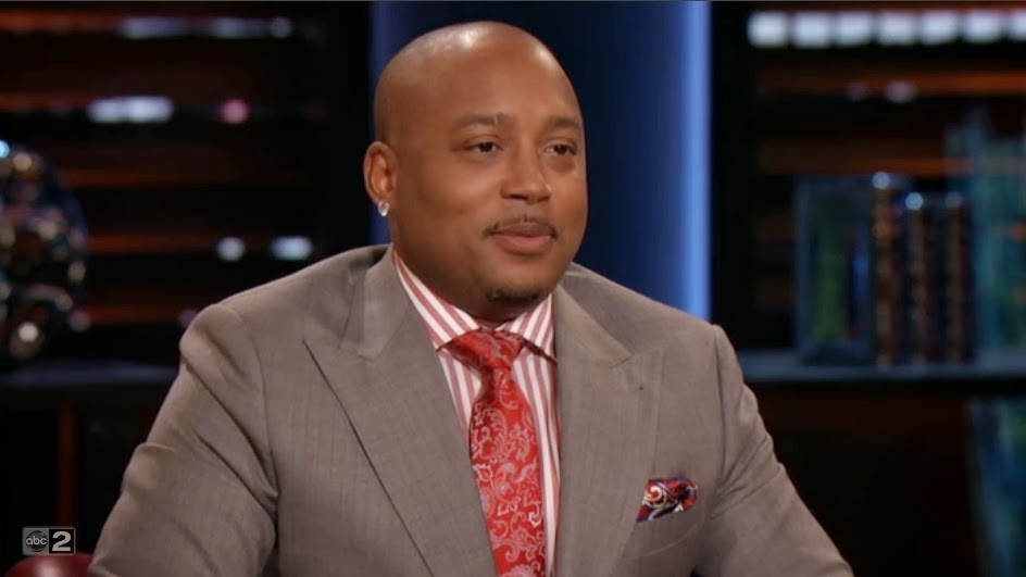 shark tank daymond john clothing expert