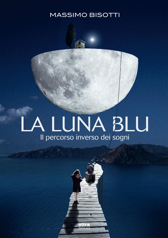 """""""La luna blu"""" di Massimo Bisotti"""