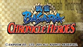 Sengoku Basara Chronicle Heroes iso psp