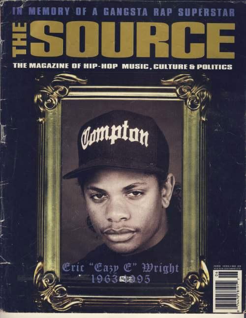 Das HipHop Cover Archiv der 90er  Eine visuelle Zeitreise in die goldene Ära des HipHop