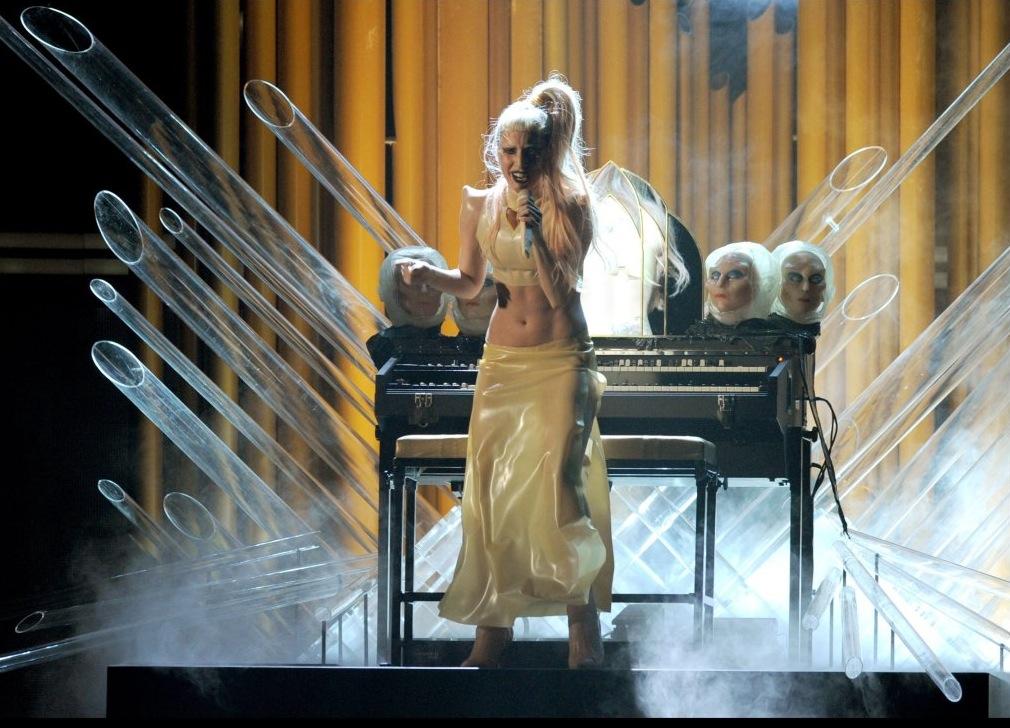 gwen stefani 2011 grammys. The 2011 Grammy Awards