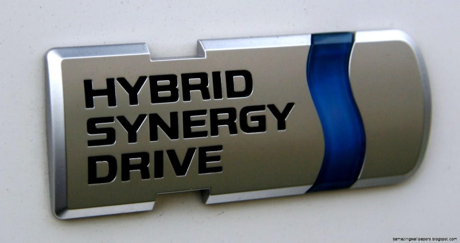 HybridSynergyDriveLogo