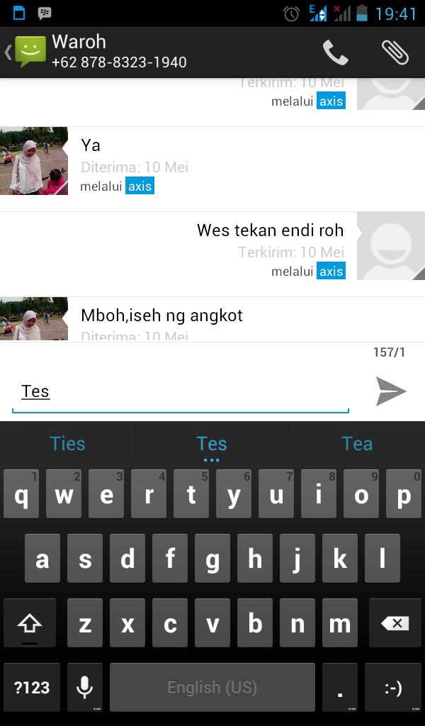 cara menonaktifkan prediksi text di android