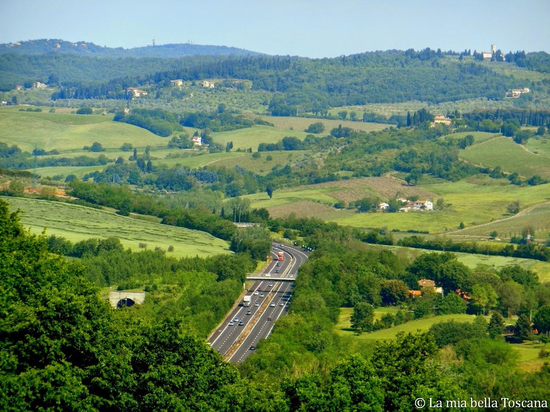 Come muoversi in Toscana