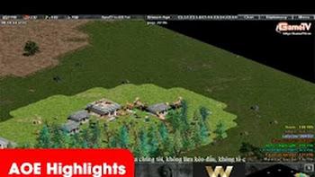 AOE Highlights - Một trận đánh quá hay của Team GameTV