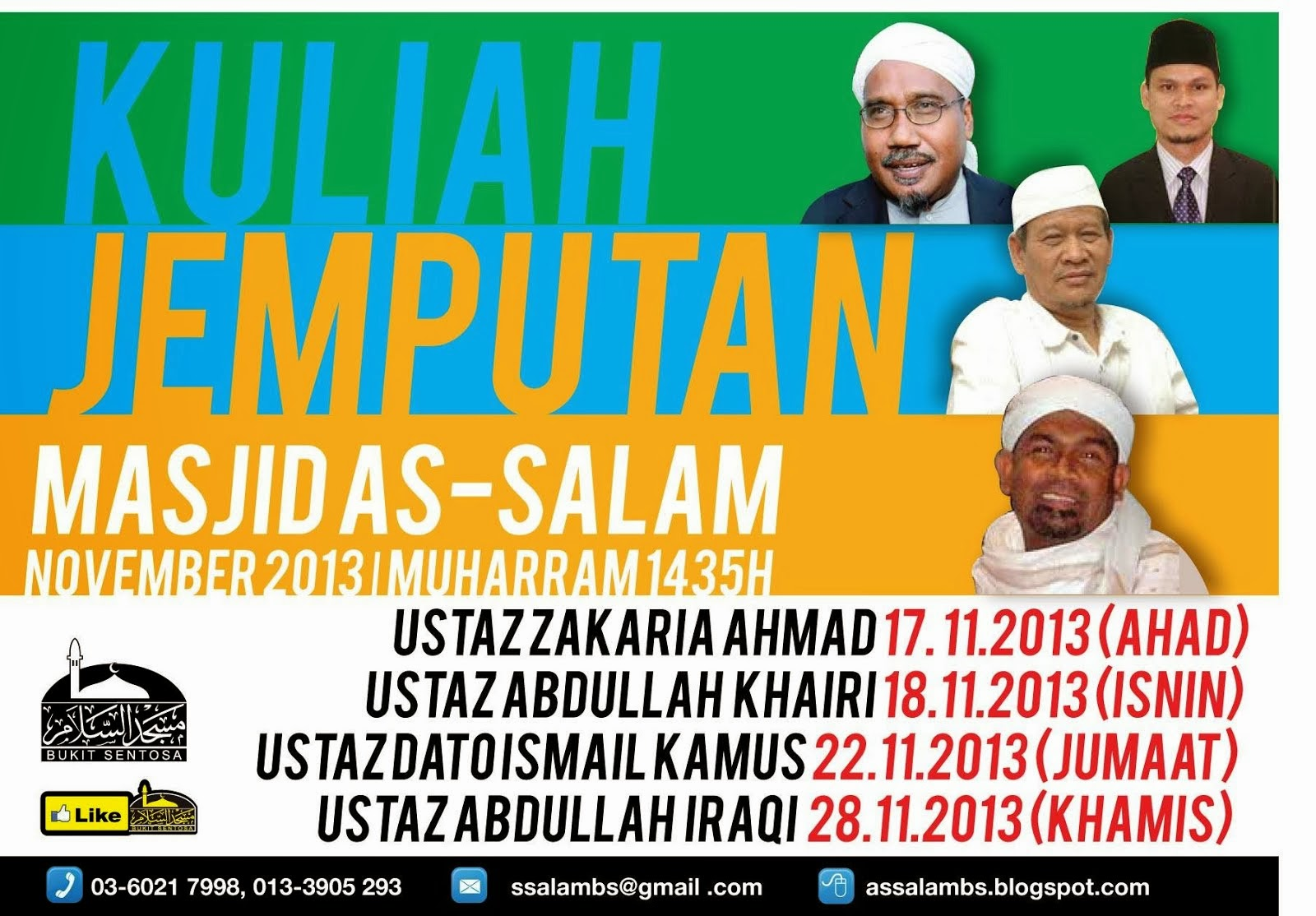 THE BEST OF CERAMAH