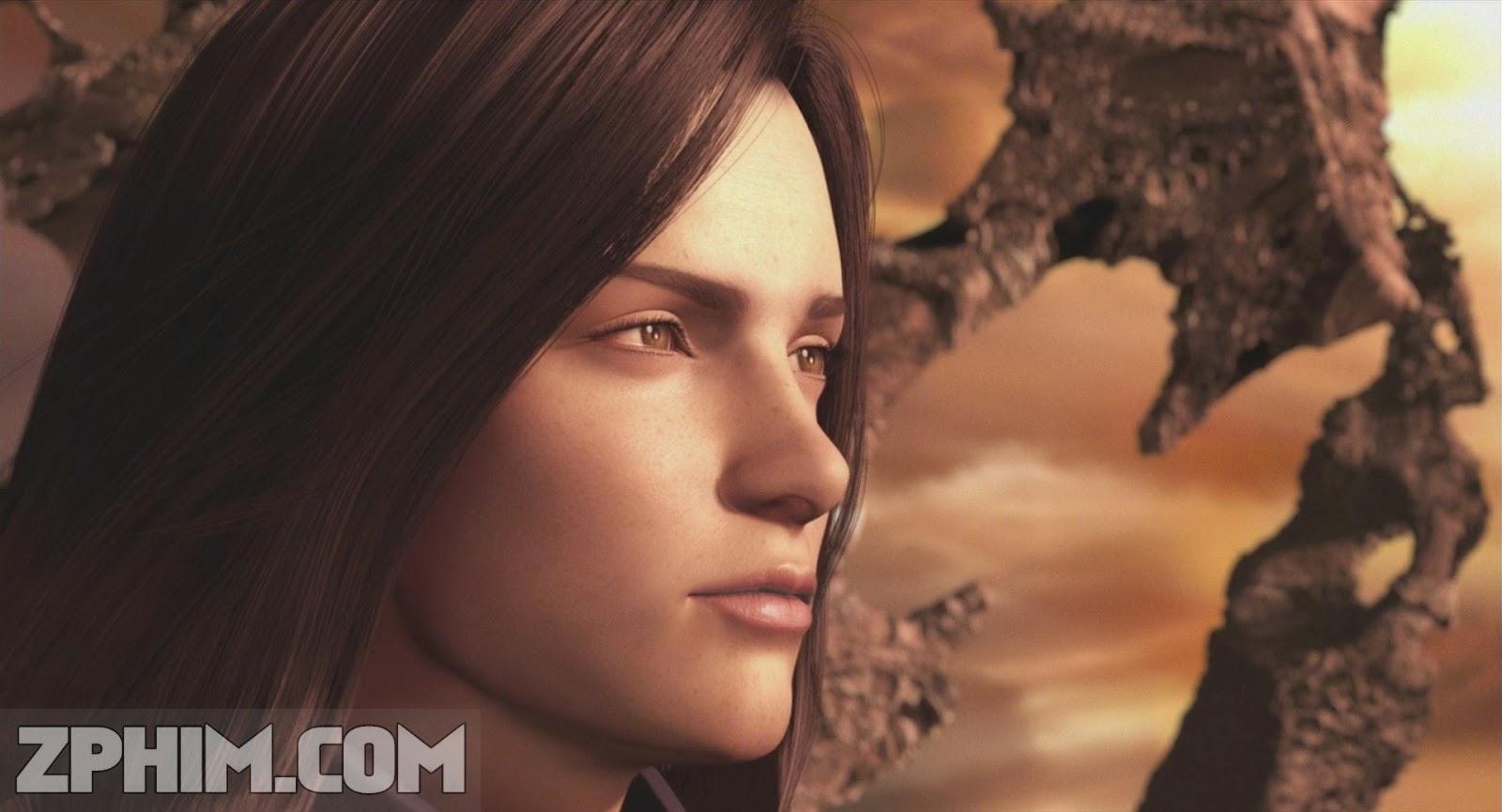 Ảnh trong phim Hủy Diệt Trái Đất - Final Fantasy: The Spirits Within 1
