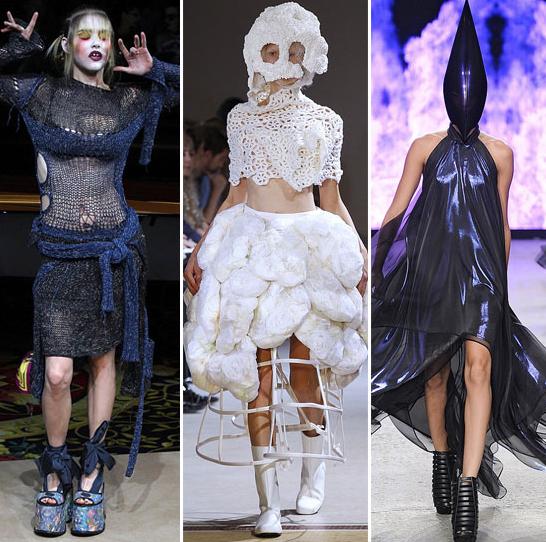 Scary Fashion - Fashion Talk - MakeupTalk