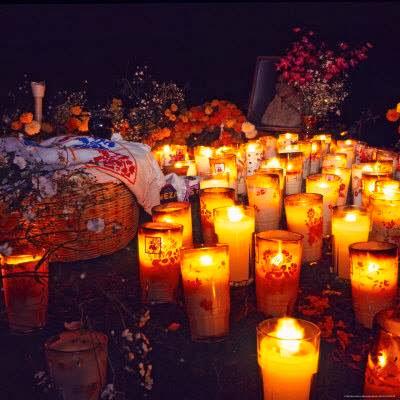 1 de Noviembre -  Día de Todos los Santos