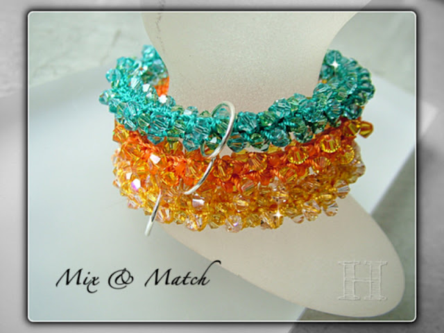 Swarovski Bangles - Mix n Match