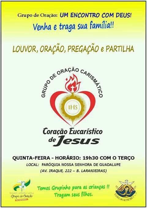 G.O Coração Eucarístico de Jesus