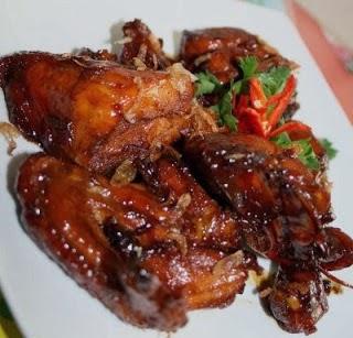 Resep Ayam Goreng Mentega Maknyus