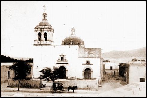 Sitios Históricos de Chihuahua: Templo de San Francisco