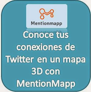 Twitter, mapa, conexiones, mentionmapp