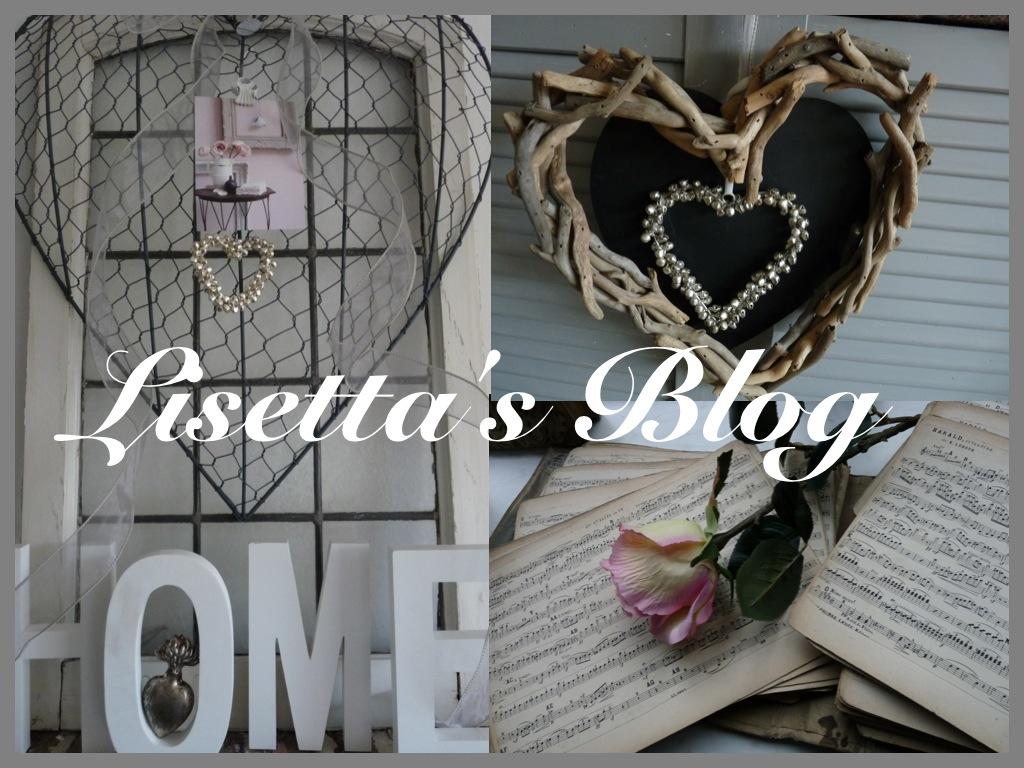 Lisetta's Blog