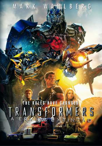 Transformers: A Era da Extinção Torrent - BluRay 720p/1080p Dual Áudio
