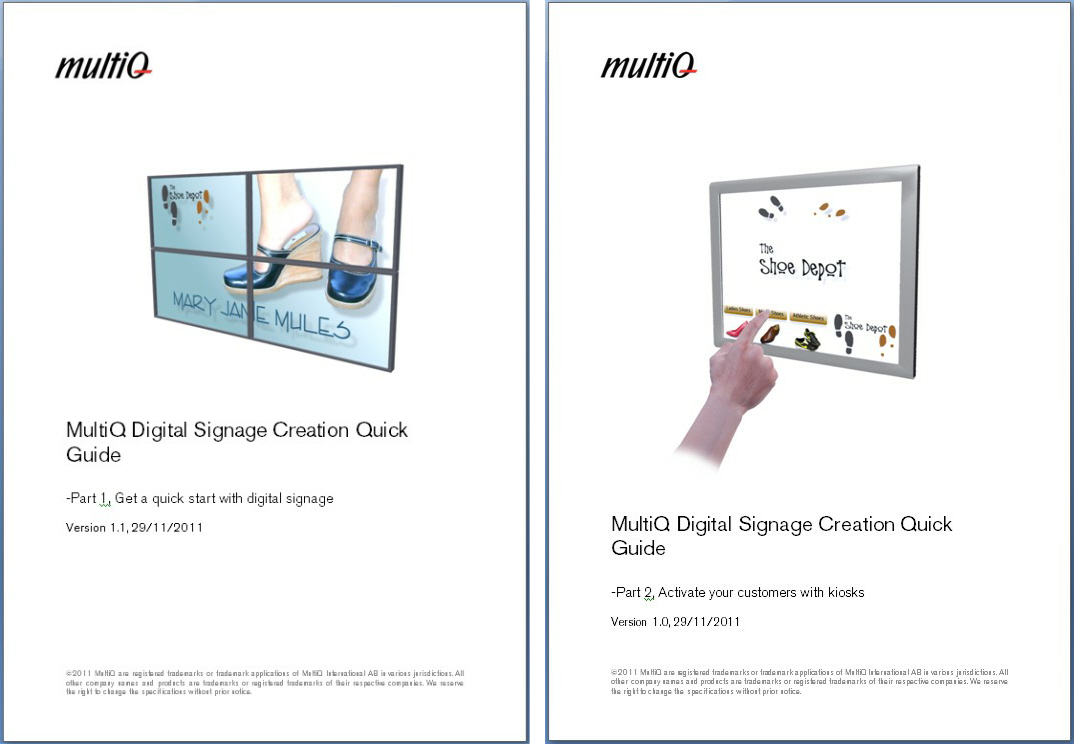 how to set up a digital signage system