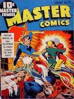 Master Comics #22 cover picture