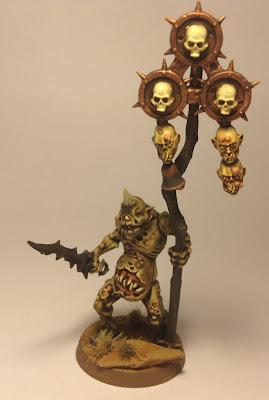 Nurgle Plaguebearers