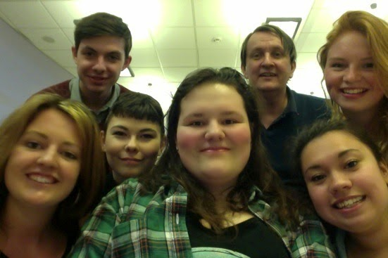 Our work experience students