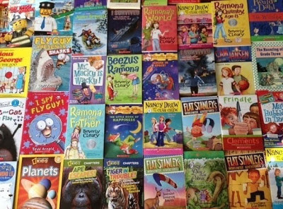 Book Donations for HEALS