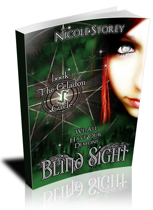 Blind Sight by Nicole Storey Promo