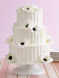 wedding cakes romantic