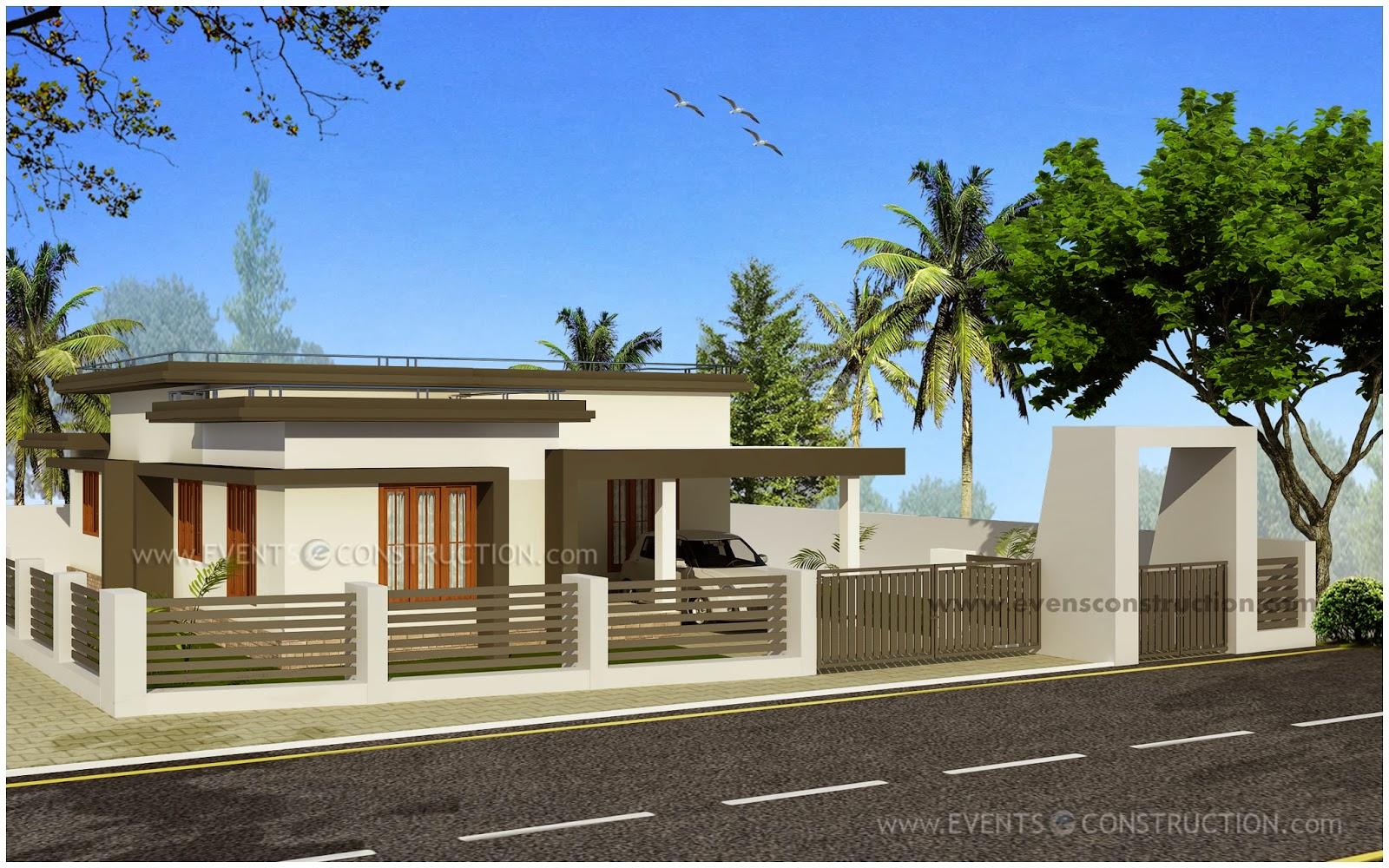 HDK  06. Evens Construction Pvt Ltd  NEW KERALA HOUSE SAMPLES 2013   3D