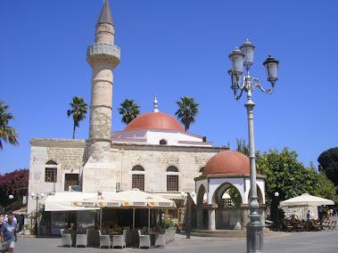 Defterdar İbrahim Paşa camii