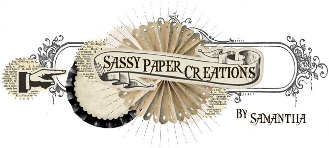 Sassy Paper Creations by Samantha