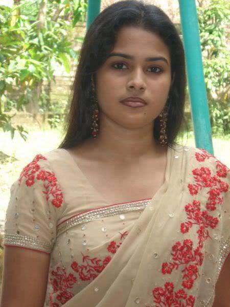 Assamese Girls with Cute Dress