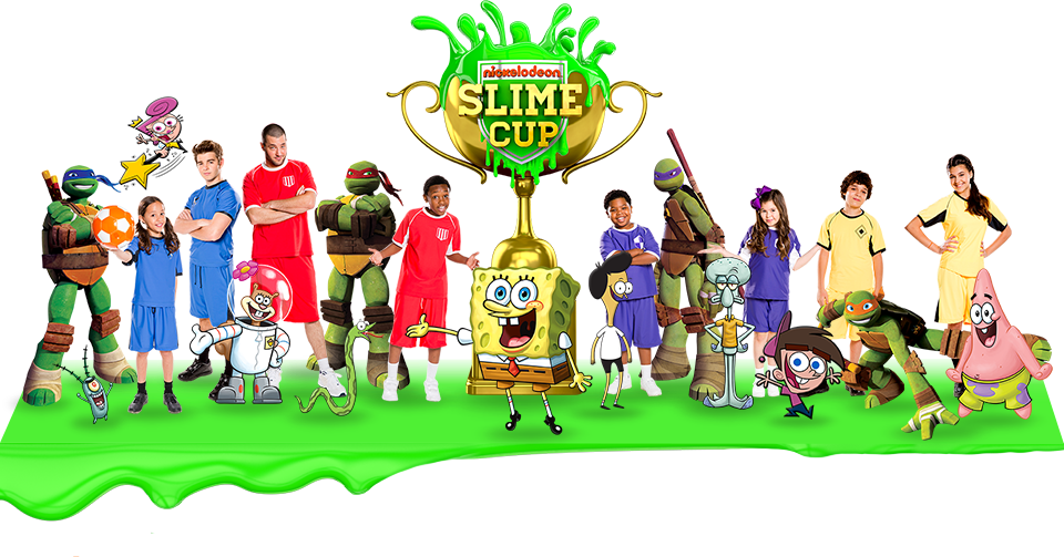 NickALive!: Nick Announces The Nickelodeon Slime Cup 2014