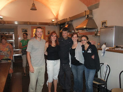 our cheff, cooking class, florence italy