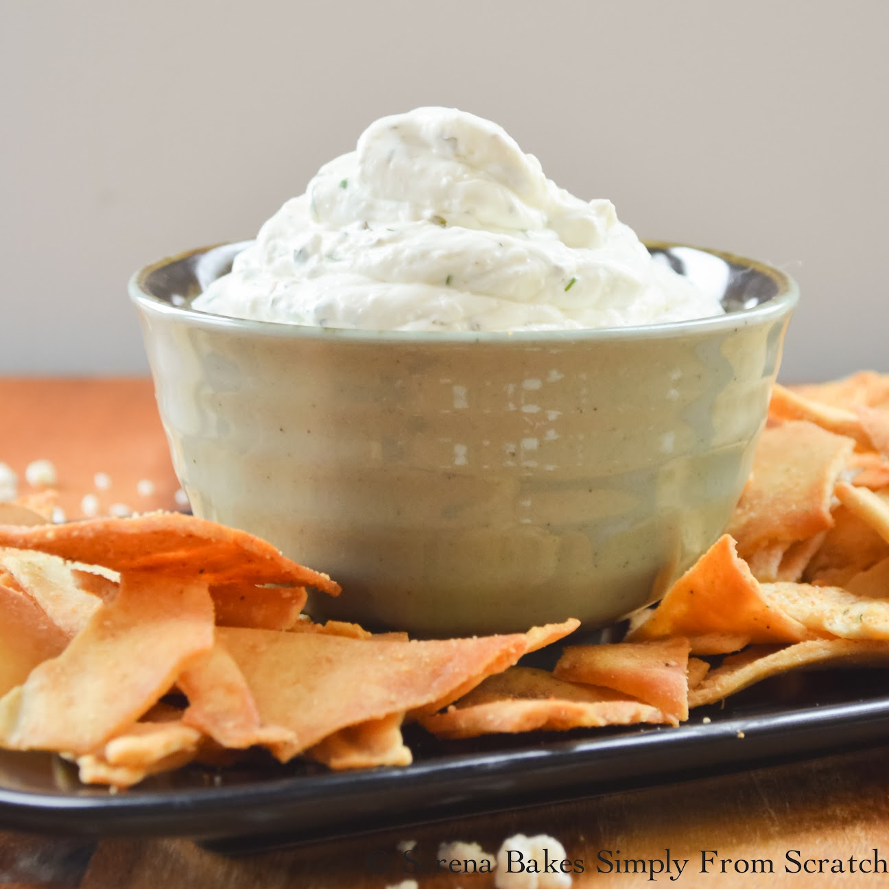 Greek Feta Dip - Serena Bakes Simply From Scratch
