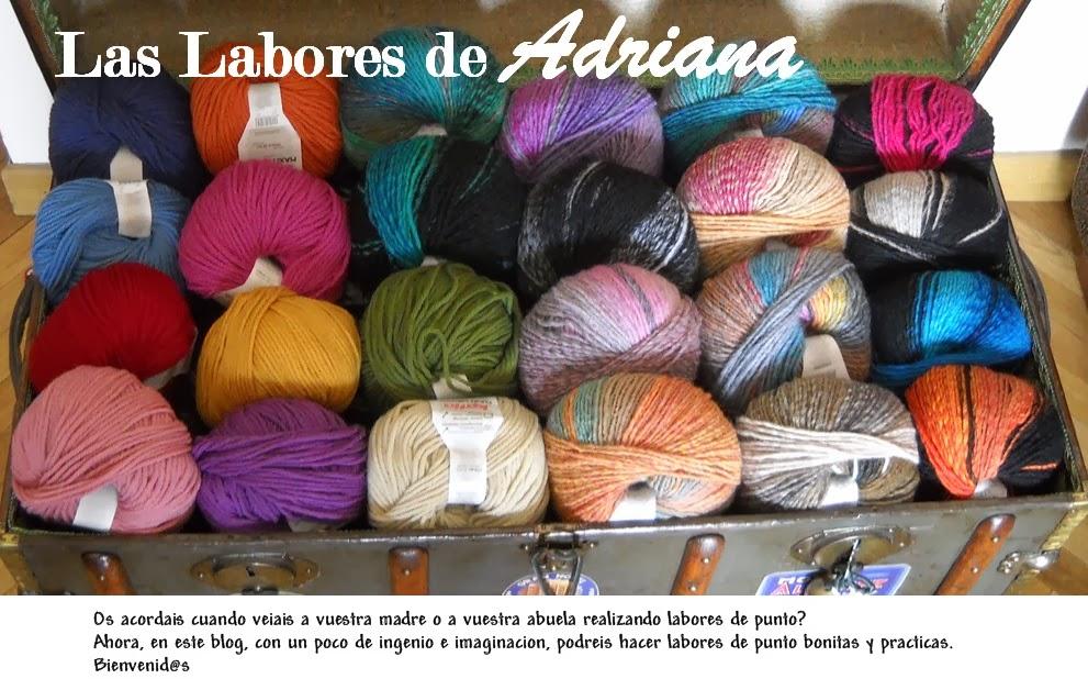 Las Labores De Adriana