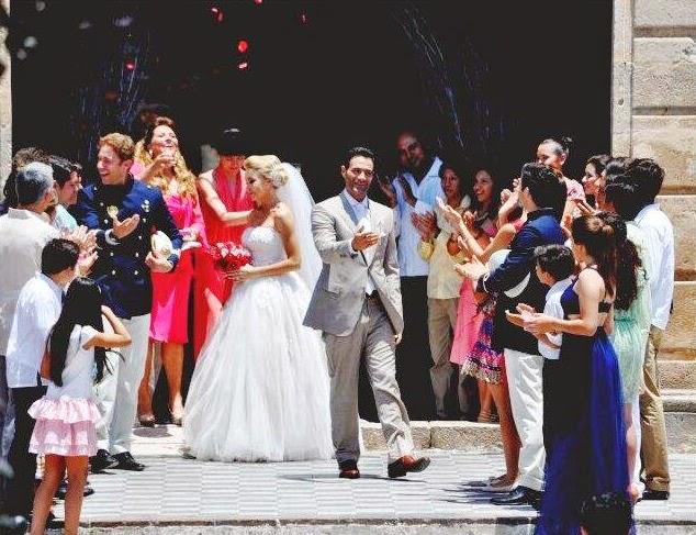 Matrimonio Jose Luis Repenning : Foto avances exclusivos de quot lo que la vida me robo boda