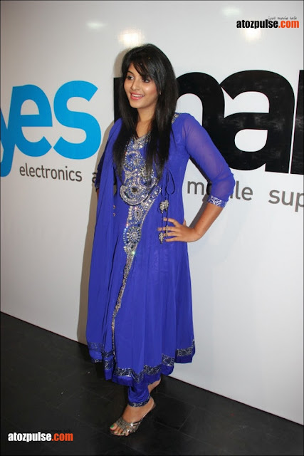 Anjali+in+blue+at+yes+mart+9+  +AtoZpuLse.com Exclusive Anjali latest cute photos   AtoZpuLse