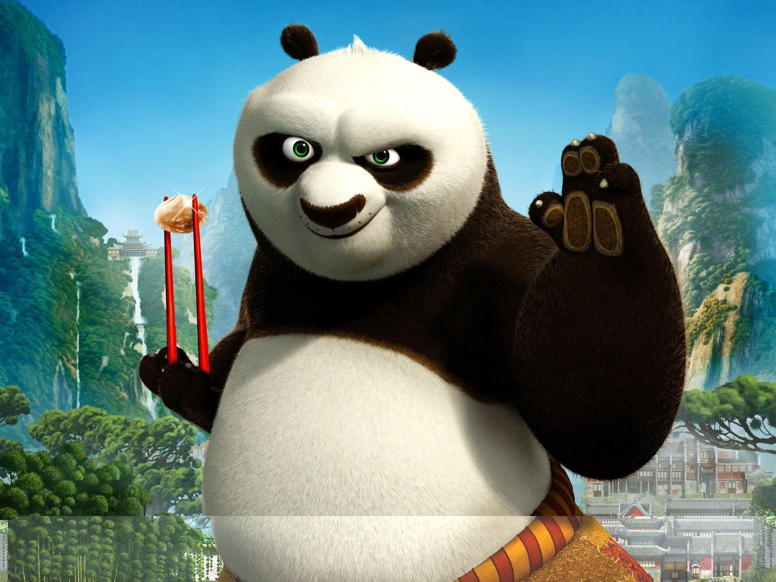 Cool Desktop Wallpaper: Kung Fu Panda 2 Desktop Wallpapers