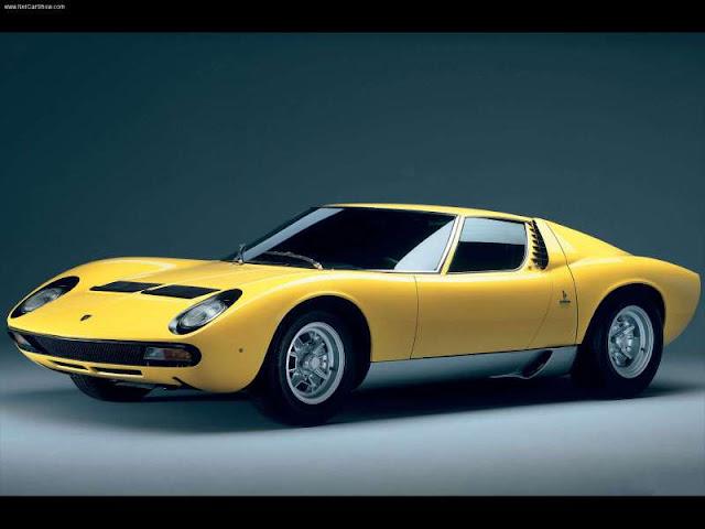 Lamborghini Miura SV (1971)